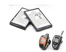 Battery for Galaxy G-066 G-077 Wrist Watch walkie talkie,Freetalker,radio part