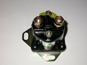 HARLEY DAVIDSON SOLENOID RELAY 4 TERM 1973-85 71463-73 71463-73A  MADE IN USA