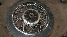 1972 Yamaha YDS7 DS 7 YDS-7 DS-7 Y200 rear rim wheel 18""