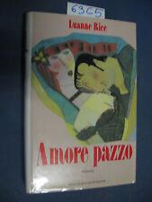 Luanne Rice AMORE PAZZO (63 C 5)