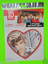One Direction Stickers 1D Liam Payne 7Pc Consists Of 2 Reg Stickers 5 Small