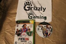 USED EA Sports FIFA 06 XBOX (NTSC) TESTED and WORKING