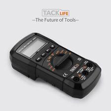 Digital Multimeter Fluke Meter Voltage Tester Electric AutoRange Ohm AcDC Rms
