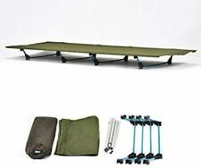 Waterproof and Tear-proof Folding Hiking Camping Cots Sleeping Bed