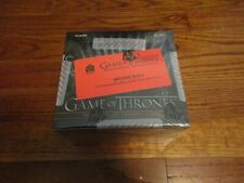 2020 Game of Thrones Season 8 Factory Sealed ARCHIVE BOX - Series Eight