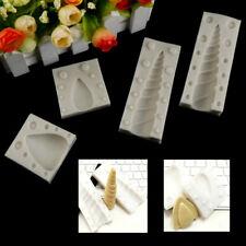 Unicorn Ear silicone fondant molds,cake decorating tools chocolate gumpaste mold