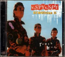 v.Spy v.Spy 'DEMOlition II - ROUGH HEADS' CD