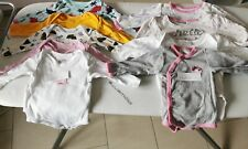 baby bekleidung paket mädchen 50/56 -76 Babynest Babyschlafsack