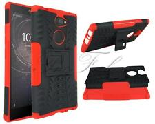 For Sony Xperia L2 H3311 New Genuine Shock Proof Builder Stand Phone Case Cover