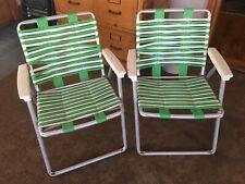 Pleasant Vinyl Patio Lawn Chairs For Sale Ebay Ibusinesslaw Wood Chair Design Ideas Ibusinesslaworg