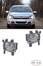 VAUXHALL OPEL ASTRA 2004 - 2007 2X FRONT FOG LIGHT LAMPS PAIR LEFT + RIGHT