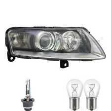 Xenon Scheinwerfer links D2S/P21W für Audi A6 Avant 4F5 C6 4F2 inkl. Lampen