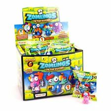 Magic Box Zomlings in the future Series 6 - Box of 50 sealed random packets
