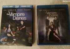 The Vampire Diaries Complete Third and Fourth Season - Blu-Ray