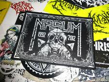 Nasum Patch Grindcore 10/14 CM Necrony