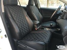Universal eco-leather car seat covers for front seats