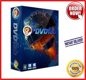 DVDFab 12.0.2. for Windows 2021 New ✅ Full Version Pre-Activated 🔑 BIG OFF 75%