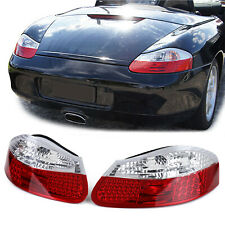 LED Rückleuchten rot klar für Porsche Boxster 986 96-04