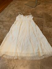 Vintage Barbizon Lacy Slip Jaunty Fit 16.5 Little Lady Gently Used  (91)