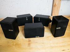 JVC SXW35 5 Channel Surround Speaker System