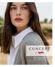 "Katia Strickheft:  CONCEPT by katia ""All Season"" 24 Modelle, deutsch-italienisch"