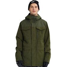 Burton Covert Snowboard / Ski Jacke XL Forest Night