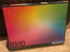 Clementoni Colorboom Collection 1,000 Pieces