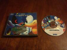 SONIC CD SEGA MEGA-CD