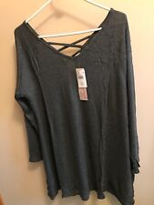 NWT Motherhood Maternity Top Size 1X