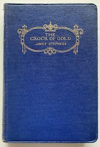 1931 THE CROCK OF GOLD by James Stephens, free EXPRESS AUST