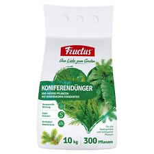 Fructus Koniferendünger 10 kg Tannendünger Zypresse Eibe Koniferen Hecken Dünger