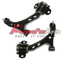Pair Front Lower Control Arms Ball Joint for Ford Mustang 2005 2006 2007-2010