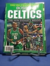 2008 NBA Championship Boston Celtics The New Dynasty Begins Commemorative Issue