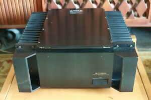 Nakamichi PA-7 Stasis Nelson Pass Stereo Power Amplifier READ DESCRIPTION