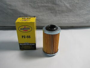 Pennzoil PZ-55 Spin On Oil Filter Chevrolet Cadillac Oldsmobile Pontiac Saab NEW