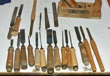 21 Teile Konvolut altes Werkzeug , Heimwerker Schreiner Handwerker /m2