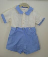 ADORABLE VINTAGE BOYS SAILOR SUIT – PETER PIPER TT11
