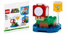 LEGO 30385 Super Mario Super Mushroom PolyBag Limited Edition (BNIB)