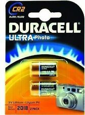 Duracell DUR6073 3V Camera Batteries - 2 Count