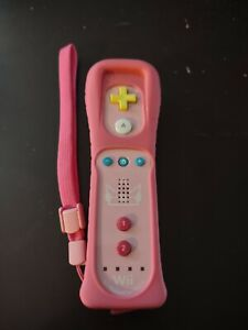 Nintendo Wii Wiimote Motion Plus Princess Peach (RVL-036)