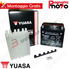 BATTERIA YUASA YTX14H-BS C/ACIDO BMW R1200GS ADVENTURE 1200 2006>