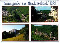 Feriengrüße aus Manderscheid / Eifel , Ansichtskarte 2005 gelaufen