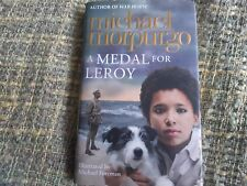 A Medal For Leroy, by Michael Morpurgo, Children's Book