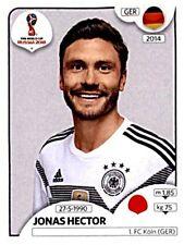 Panini Fifa World Cup 2018 Russia Sticker 439 Jonas Hector Deutschland Germany