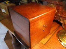 Hamilton Chronometer Mahogany Outer protective Box Ww-l Era