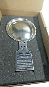 "Zook Rupture Disks Size: 3"" Type:D-V - 316/TEF/316 50.9PSIG @72F - Canada"