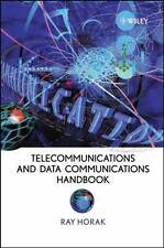 Telecommunications and Data Communications Handbook-ExLibrary