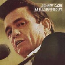 *NEW* CD Album Johnny Cash - At Folsom Prison  (Mini LP Style Card Case)