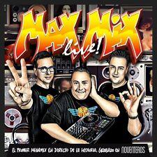 MAX MIX LIVE (NOVENTEROS EDITION)-2CD