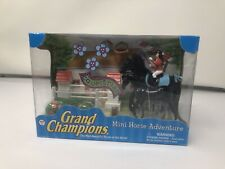 Grand Champions Micro Mini Equestrian Set